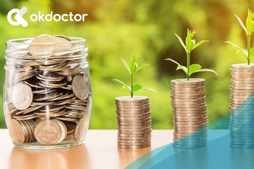 El dinero que recuperarás con OK Doctor