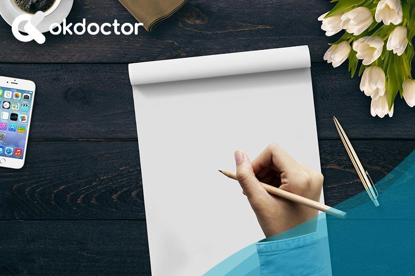 Pautas para escribir un blog de medicina u odontología